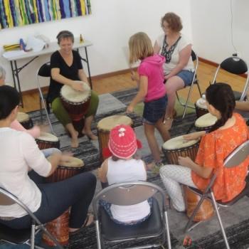 Drum Circles for Everyone