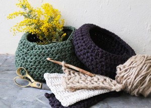 Create with Crochet in Spring