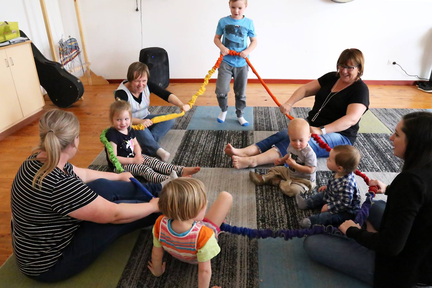 Music Together Family Class Free Trial Ouyen Tuesday 10th December 1.30pm