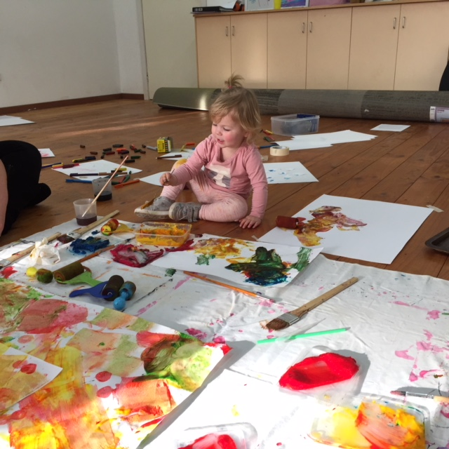 Scribbles and Giggles with Kate – Art for Preschoolers Term 2 2019