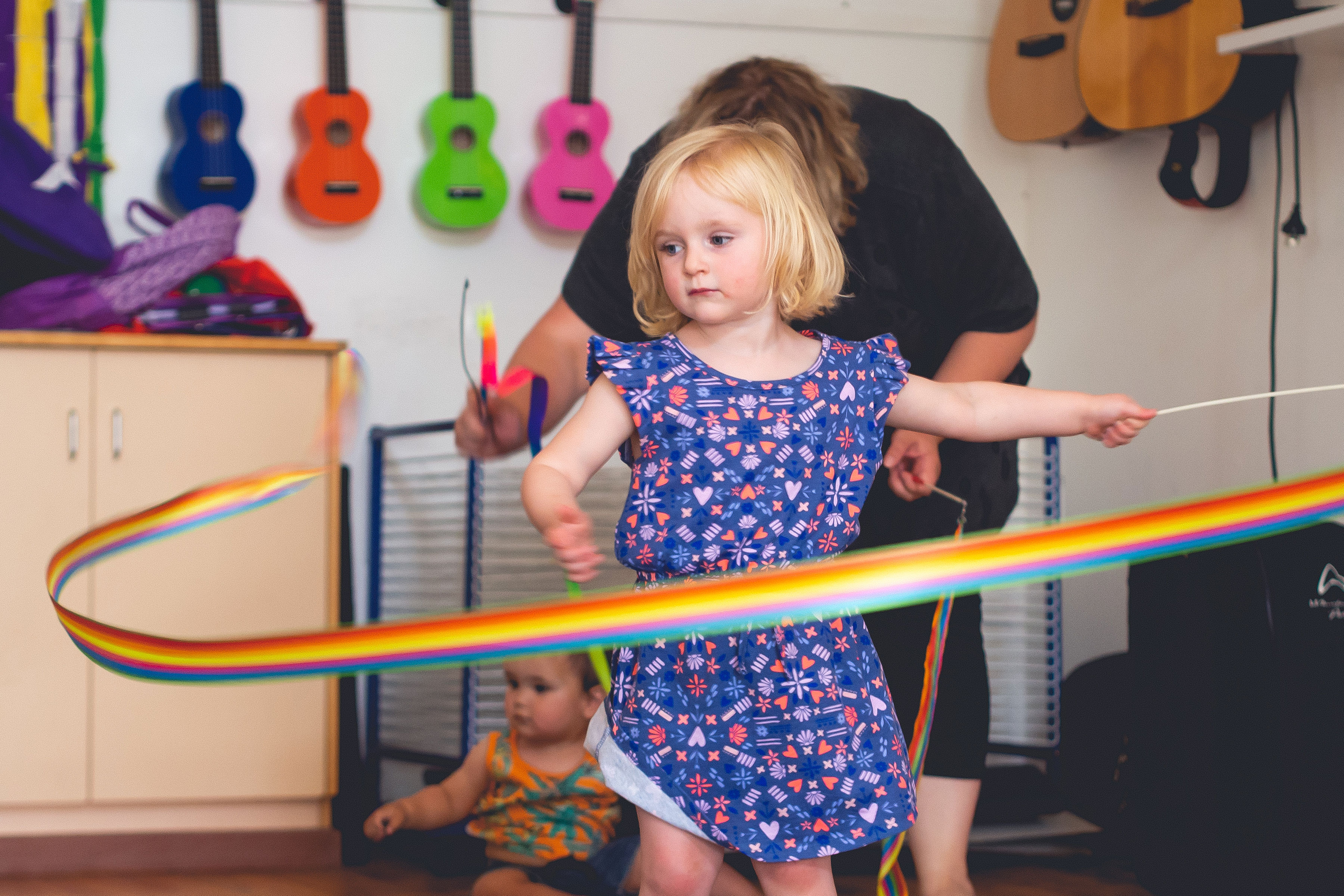 Music Together® Family Classes Term 2 2019 Thursday 11.30am Merbein
