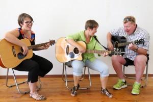 Guitar for Grown Ups Term 2 2020 Wednesday 6pm Merbein