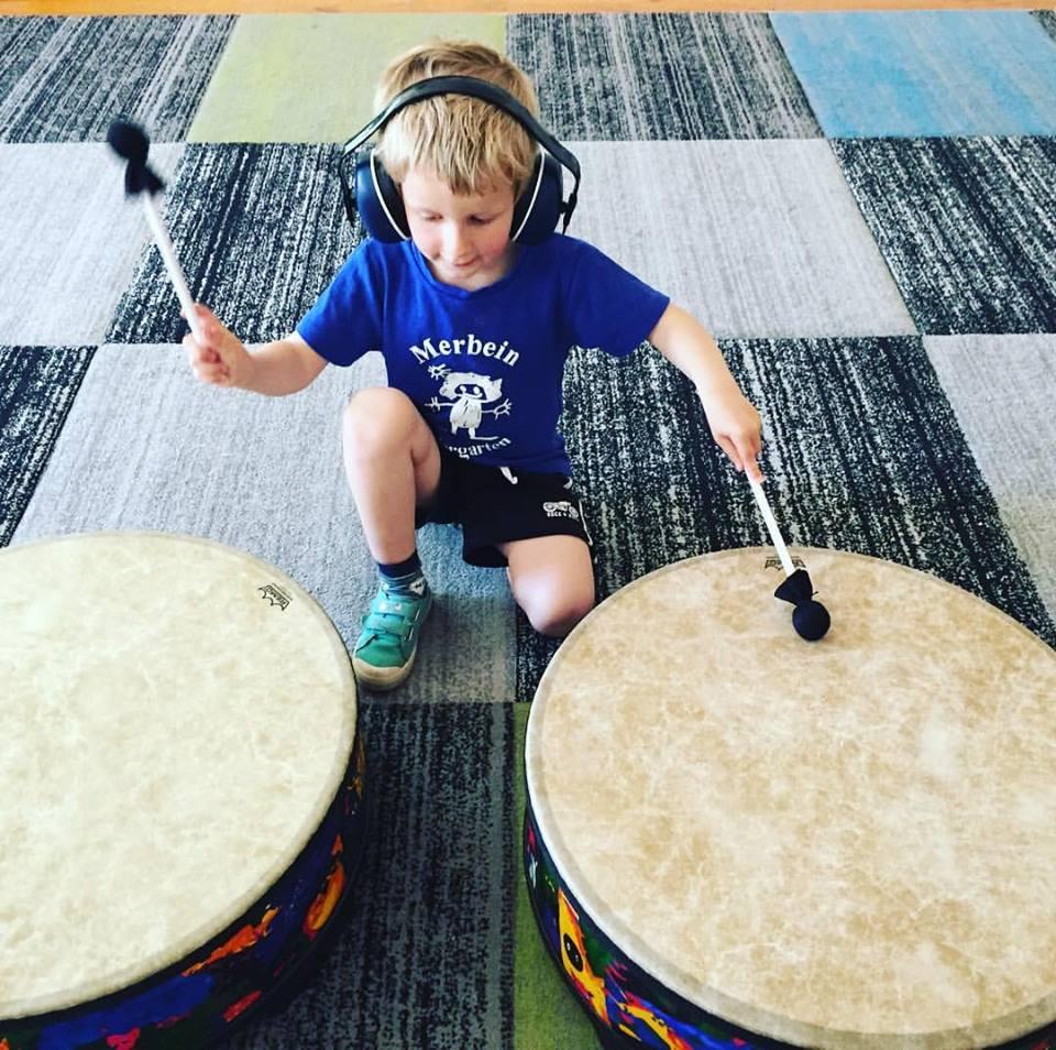 Music Together® Rhythm Kids Level 1 Term 2 2019 Wednesday 3.55pm Merbein