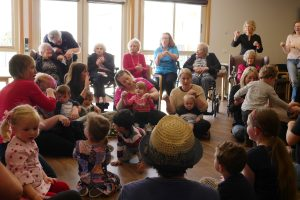 Generations Music Together Term 1 2020 Friday 9.30am Chaffey Aged Care