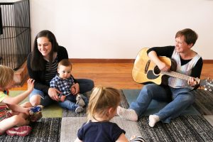 Music Together Family class Term 1 2020 Saturday 9am Merbein